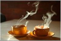 Стихи про чай. Чай вдвоём